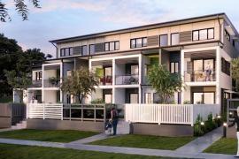 澳洲布里斯班-Cornerstone Living联排公寓