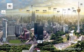 马来西亚吉隆坡核心区精品公寓-The Face II Victory Suites