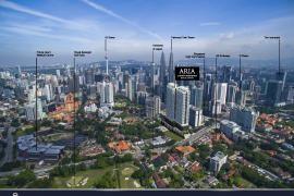 马来西亚吉隆坡·ARIA 雅乐华庭